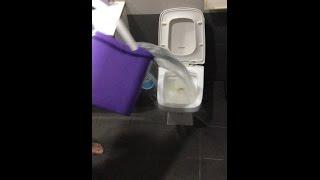 併集教學-如何通疏水管、馬桶