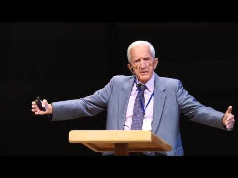 Dr. T. Colin Campbell in Ann Wigmore Living Foods Conference