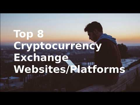 Bitcoin exchange website top 8