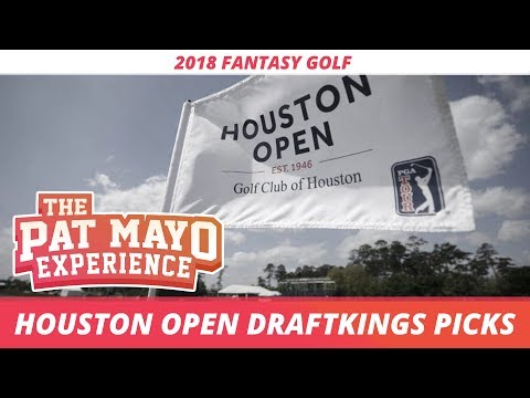 2018 Fantasy Golf Picks - Houston Open DraftKings Picks, Sleepers and Preview
