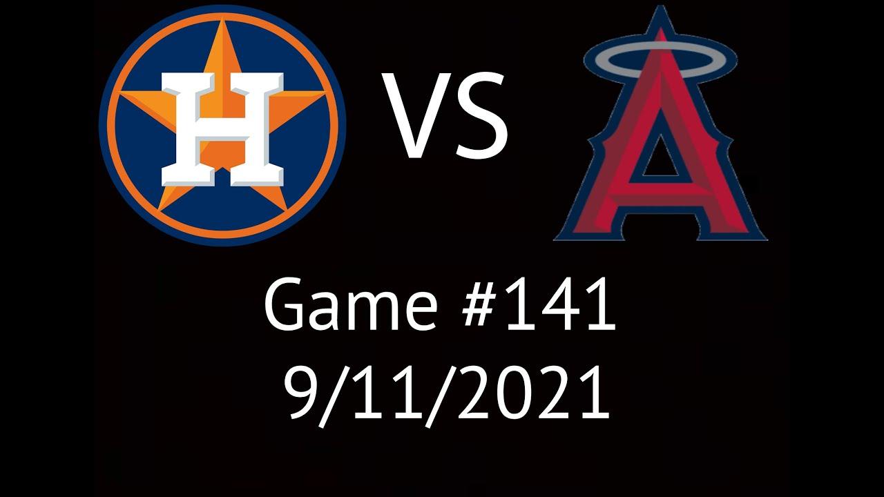 Download Astros VS Angels Condensed Game Highlights 9/11/21