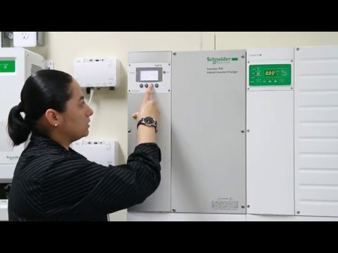 Enabling Sell Mode on the Xantrex XW Hybrid Solar Inverter/Charger