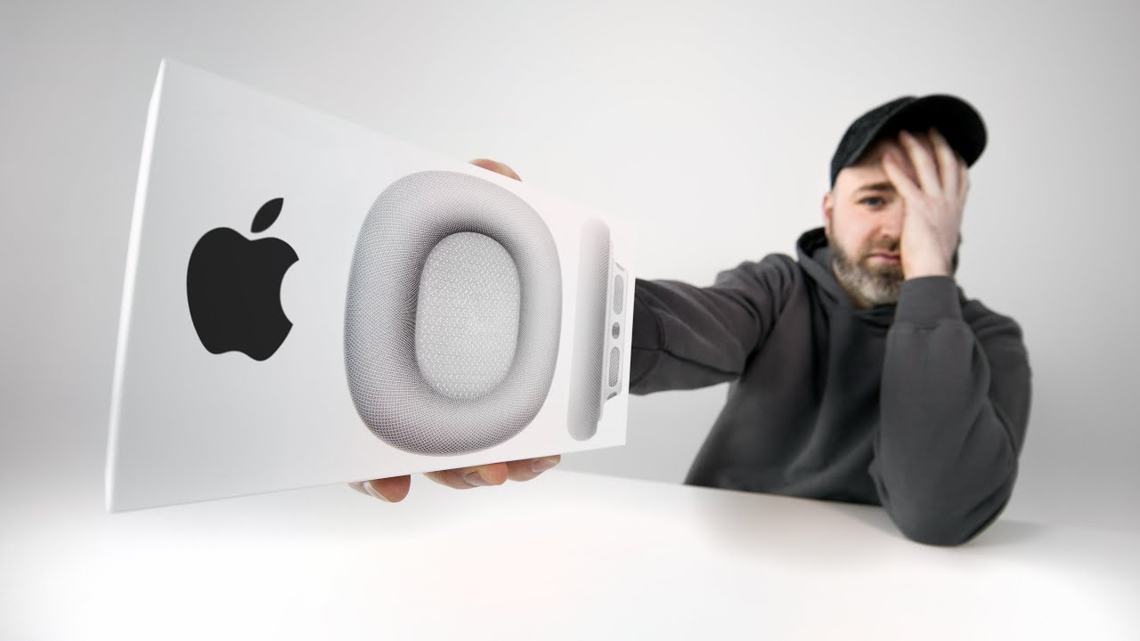 Unboxing Apple's New Foam...