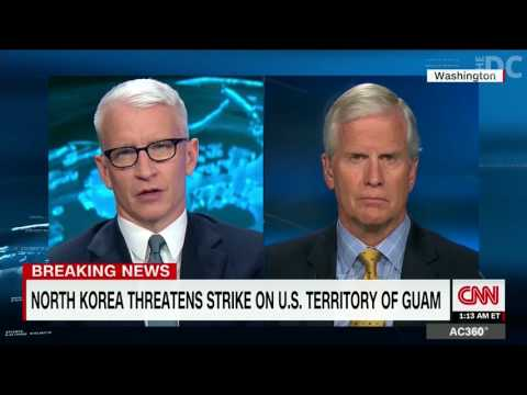 Cable News Anchors Freak Out About North Korea