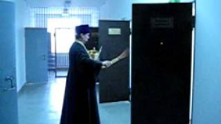 31.12.2011 Открытие изолятора ВС в г.Прохладном (КБР)-4