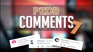 #7. PZDB Comments - #DZIĘKIWIDZOWIE