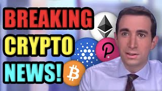 BREAKING: Cryptocurrency APPROVED in United States for 77M Venmo Users!! Cardano & Polkadot LEADING!