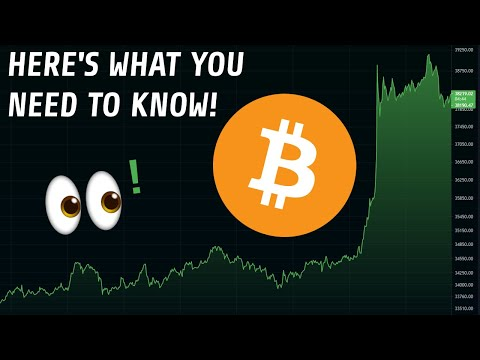 Bitcoin Spikes +10%   Here's What You Need To Know