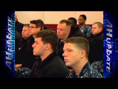 Pacific Fleet Commander Visits Fleet Activities Sasebo
