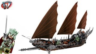 Lego Lotr Pirate Ship Ambush 79008 Toy Review