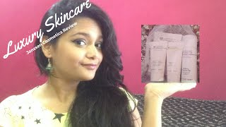 Luxury skincare for clear face: Janssen cosmetics skincare review for oily, acne-prone skin(Click to Subscribe! https://www.youtube.com/user/pucute2008?sub_confirmatio Janssen cosmetics India details: ..., 2016-04-23T05:28:03.000Z)