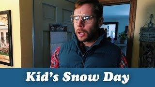 PITTSBURGH DAD: KIDS SNOW DAY