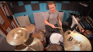 Paramore - Ain't It Fun - Drum Cover