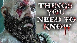 [ТОП] 10 фактов о God of War, которые стоит знать