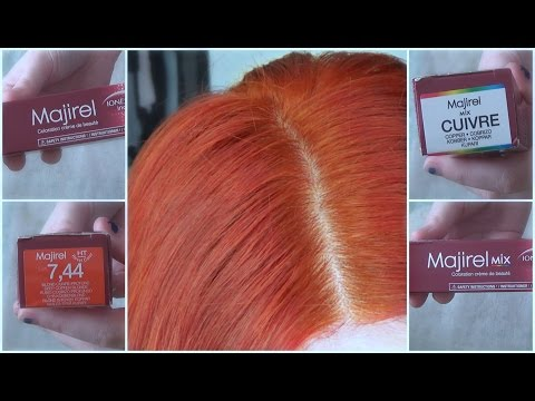 L Oreal Preferences Intense Red Copper Rr07 Doovi
