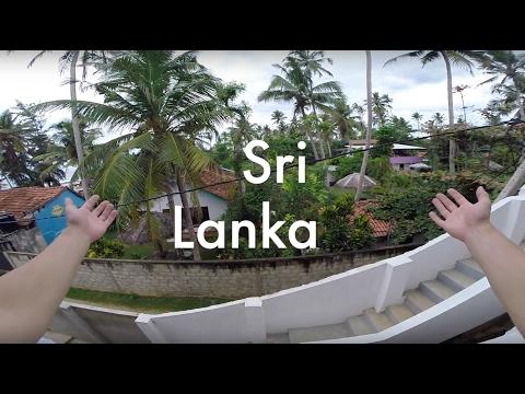 SRI LANKA 2017 | GoPro | Travel