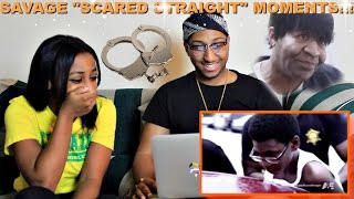 "Couple Reacts : ""Top 6 Savage Moments in Beyond Scared Straight"" By kingramy cayo Reaction!!"