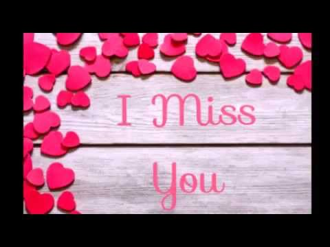 I Miss You - A Poem By Drogon Productions - YouTube