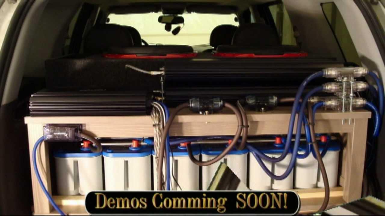 2004 Explorer Build Update   25 Amp Rack In Truck  U0026quot Demos