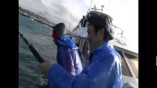 鉅隆號卡通影片之船釣花枝過年加菜2012年1月