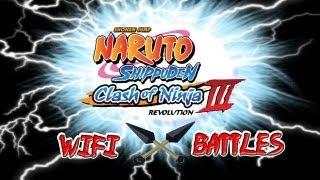 NSCON Rev3 - Wifi Battles - Omni vs Noel pt2