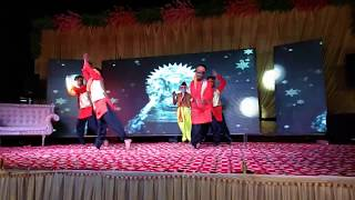 LADIES SANGEET/GANESH VANDNA/DANCE VIDEO CHOREOGRAPHED BY-AKASH SHARMA