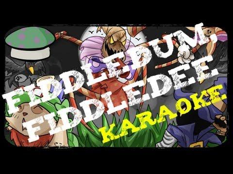 Fiddledum, Fiddledee (Nevermore) [Karaoke] - The Yordles
