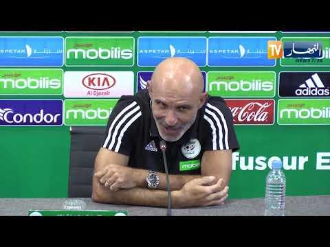 لودوفيك باتيلي: المنتخب الجزائري قوي والفرنسي كذلك وستكون مواجهة مثيرة