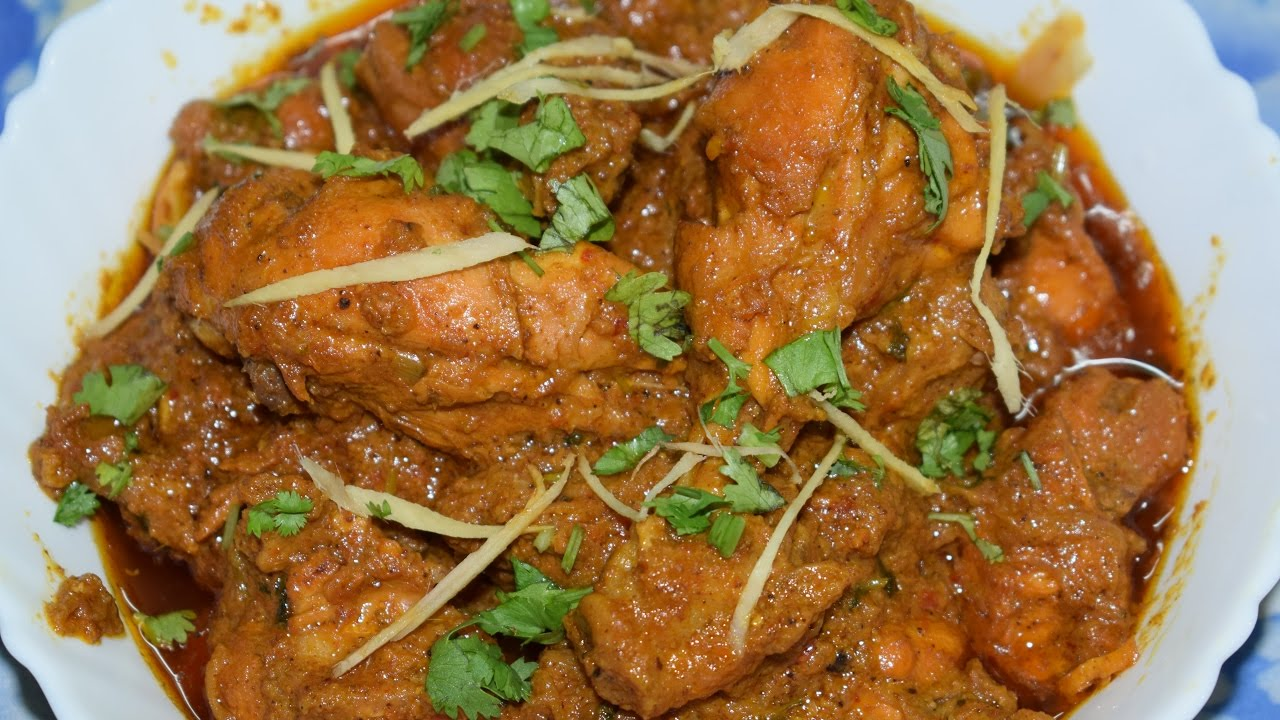 Chicken Angara Delicious Chicken Dish How To Make Chicken Angara