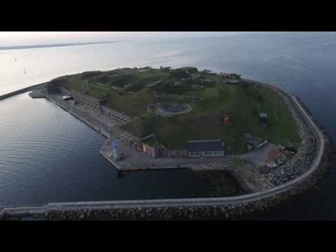 Nordhavn Oceankaj  Middelgrundsfortet