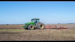 2014 in 9 min, original sound edition (John Deere, Fendt, Case IH, Claas and more)