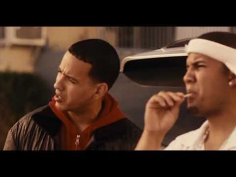 Talento De Barrio HD (Pelicula Completa) - Daddy Yankee