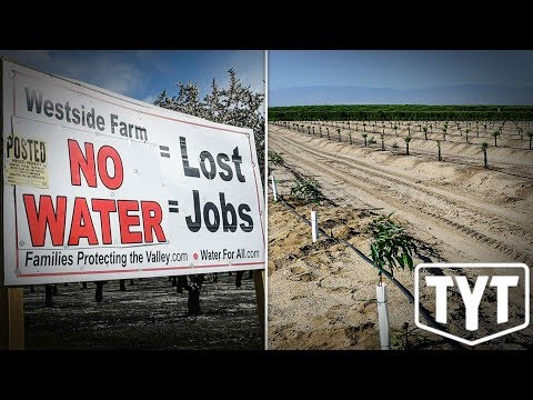 Corporations Are Turning California Into A Wasteland