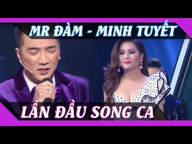 Minh Tuyết ngẫu hứng hát LIVE Một Thời Đã Xa cùng Đàm Vĩnh Hưng - Tuyệt Đỉnh Song Ca Tập #6