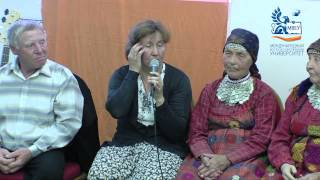 Уроки Народных профессоров МВЕУ. Бурановские Бабушки