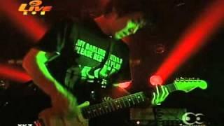 YKZの2003.6.10@渋谷クラブクアトロでのライヴ。