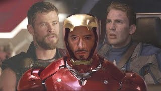 Find Out Which Actors Almost Starred in Avengers: Endgame