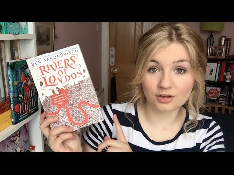 Book Review | Rivers of London by Ben Aaronovitch