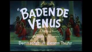 Badende Venus - bathing beauty - 1944 (German Movie Trailer)