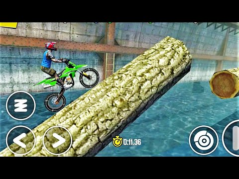 Trial Xtreme 4 HARD LEVELS! -Best Android Gameplay HD EP49