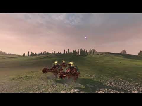 Total War: Warhammer 2 - Mazdamundi vs Archaon |