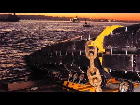 DETEK Offshore Pipeline,Dredging Company