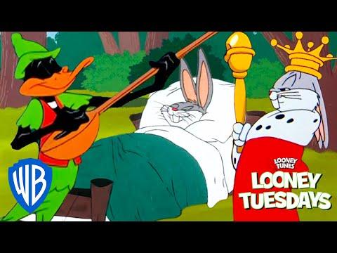Looney Tuesdays   Goofy Bedtime Stories   Looney Tunes   WB Kids