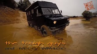 The Tough Guys - IVECO WM 40.10 with longrange fueltank made by 4x4CAMP