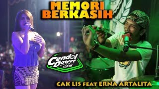 MEMORI BERKASIH CAK LIS feat ERNA ARTALITA  LIVE LAPANGAN MUNTUK DLINGO BANTUL YOGYAKARTA