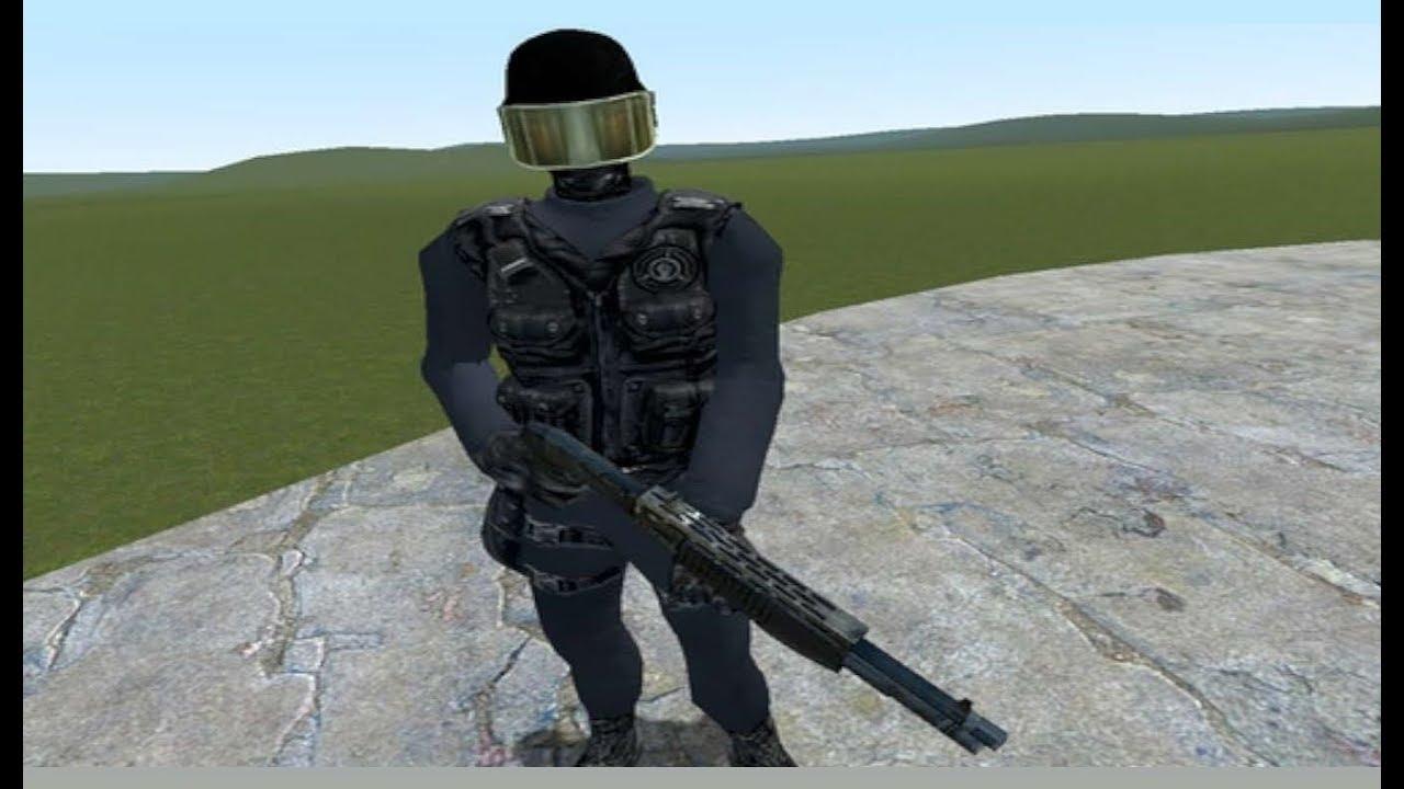 TF2: Freak Fortress 2 (SCP-MTF Gameplay #2)