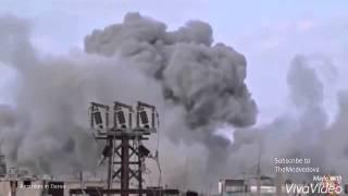 Русские ВКС в Сирии бомбят игил