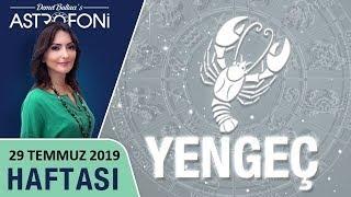 YENGEÇ Burcu 29 Temmuz 4 Ağustos 2019 HAFTALIK Burç Yorumları, Astrolog DEMET BALTACI