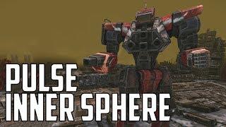 MWO: F2P - Weekend Warrior: IS Pulse Lasers