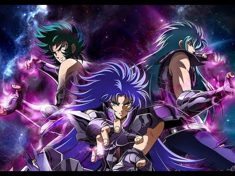 Saint Seiya Hades Sanctuary 「AMV」- Impossible II ᴴᴰ